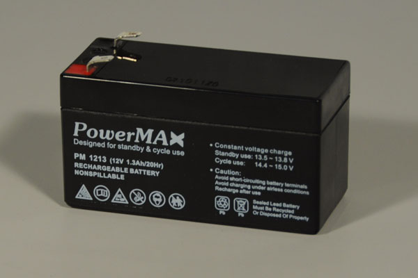 Akumulator 1,3Ah/12V - PowerMax