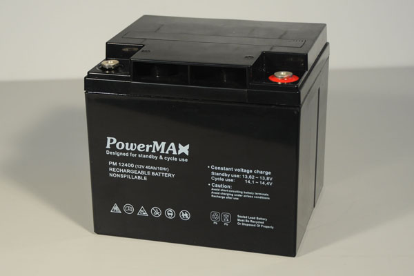 Akumulator 40Ah/12V - PowerMax
