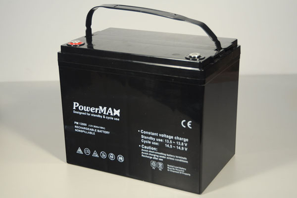 Akumulator 80Ah/12V - PowerMax
