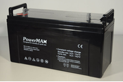 Akumulator 120Ah/12V - PowerMax